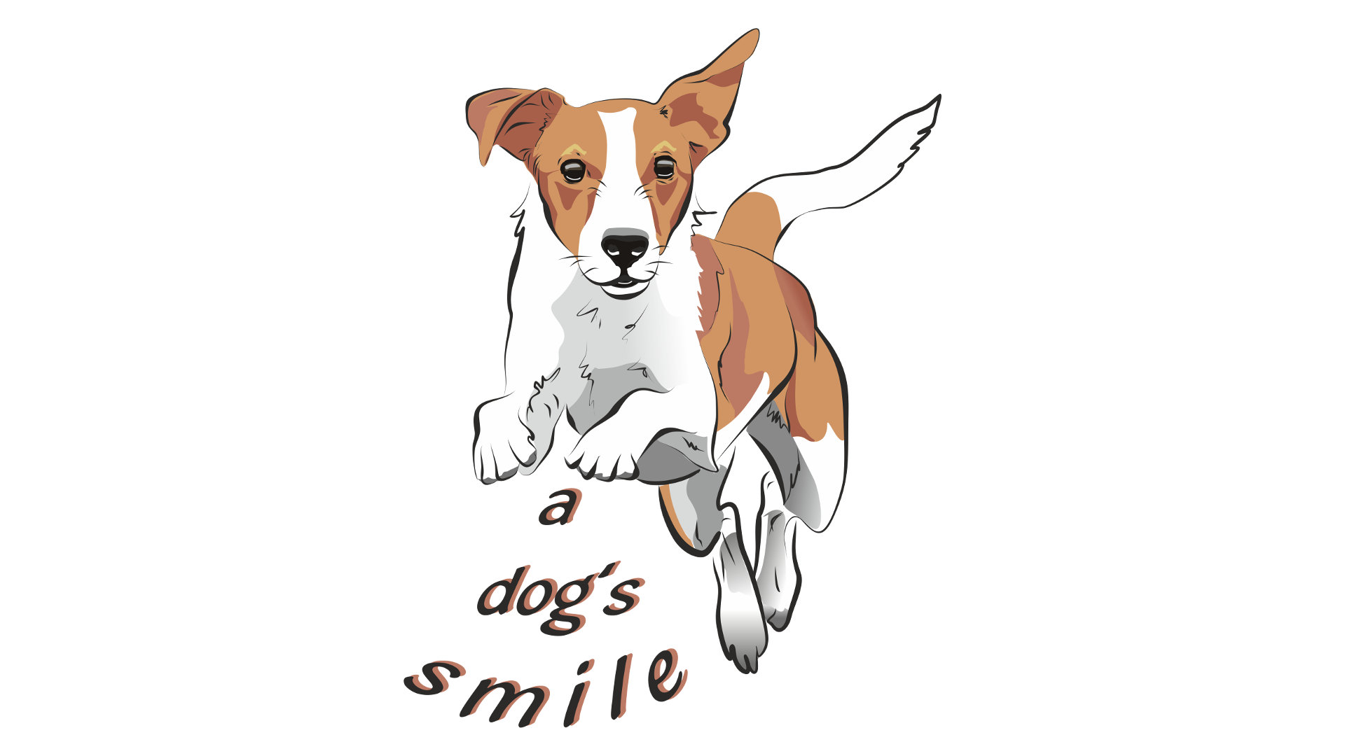 a dogs smile